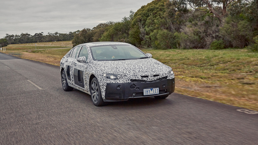 2017 Opel Insignia Grand Sport and 2018 Holden Commodore detailed [UPDATE]