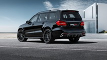 Brabus 850 XL based on Mercedes GLS