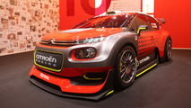 Citroën C3 WRC Concept Paris Motor Show