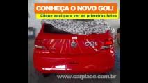 Novo Volkswagen Gol Geração 5 (NF) pode chegar no começo de 2008