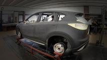 Mazda Minagi Concept bows in Geneva