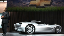 Corvette Vision Concept AKA SIDESWIPE in Transformers: Revenge of the Fallen