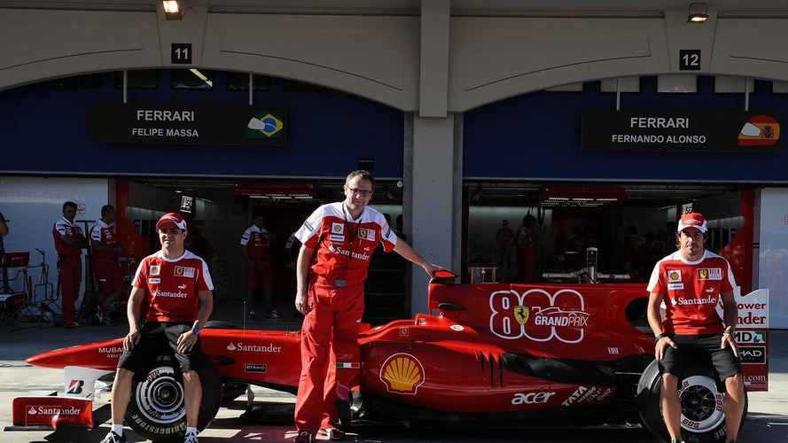 Alonso welcomes news of Massa's new contract