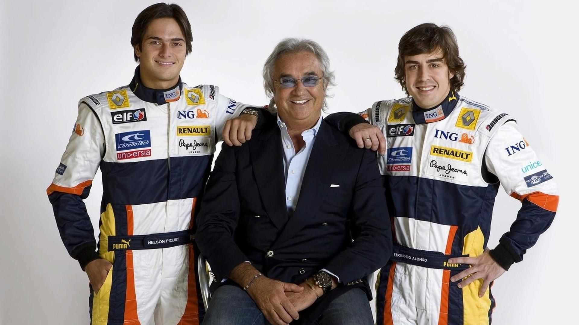 Renault, Piquet do not comment on crash cheat claims