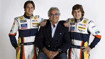 Briatore looks to sue Piquet, departed drivers