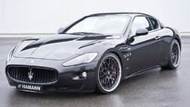 Maserati GranTurismo with Hamann wheels