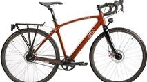 Audi unveils its new...hardwood bike