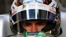 Sutil expects Force India to be beaten by Williams