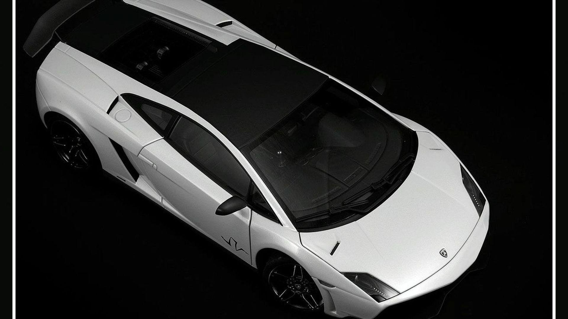 Rumors: Lamborghini Gallardo LP570-4 SV to Debut in Geneva