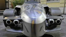 For Sale: Tramontana Leal-Audirac Art Car for 2 Million Euros