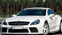 Mercedes SL 65 AMG Black Series by MKB 20.08.2010