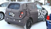 2011 Chevrolet Aveo Spied Winter Testing