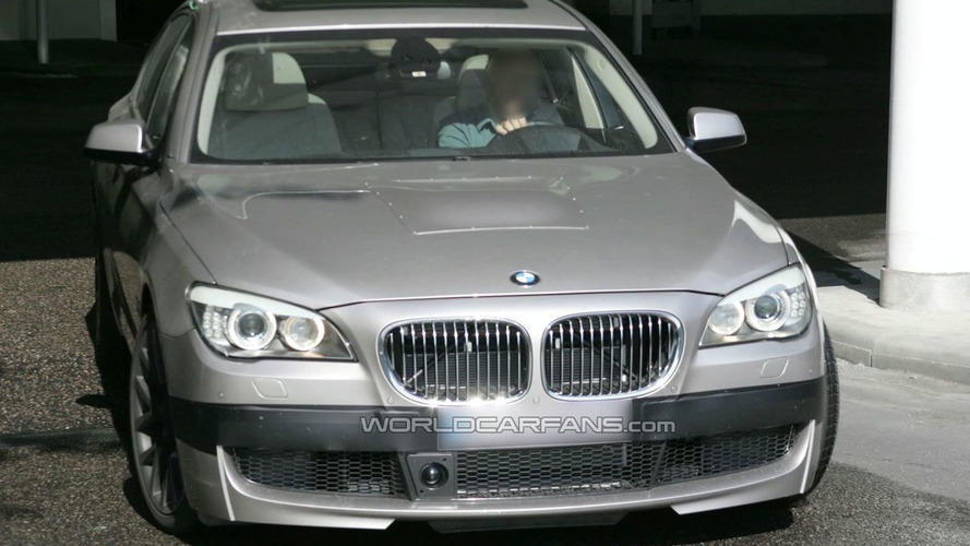 Convincing BMW M7 Spy Photos Caught for First Time?