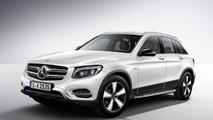 Mercedes-Benz GLC F-CELL hydrogen vehicle announced for 2017 reveal
