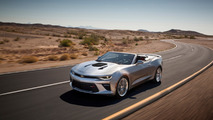 2016 Chevy Camaro prepared by Callaway with 600+ hp