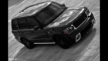 A. Kahn Design Range Rover Black Vogue