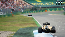 F1 German Grand Prix - Race (Live Commentary)