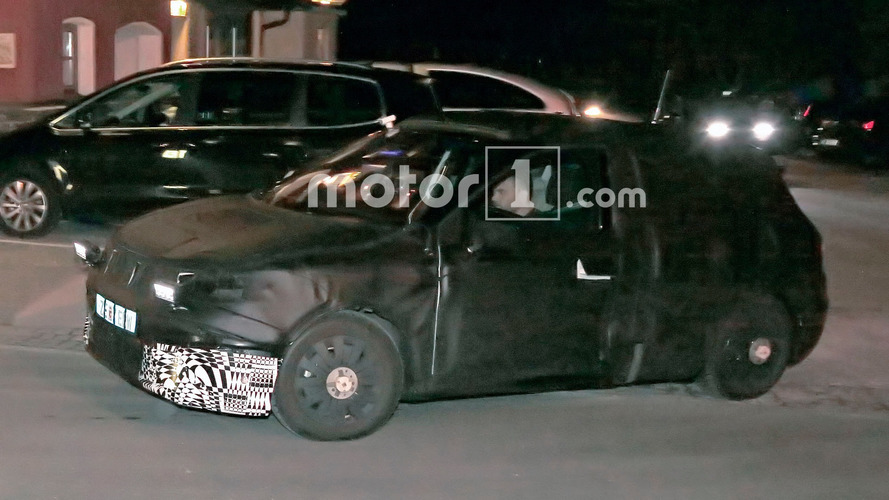 Seat Compact Crossover Spy Photos