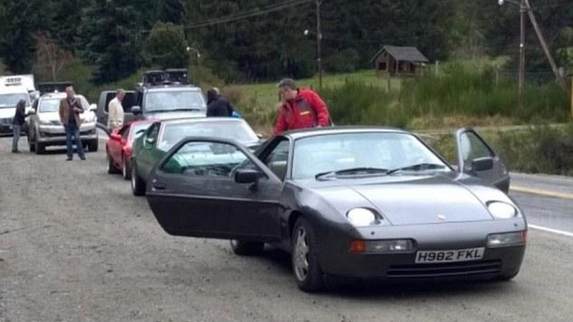 Jeremy Clarkson denies plan to burn the cars used in Patagonia Special
