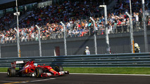 Ferrari split 'just a rumour' - Alonso
