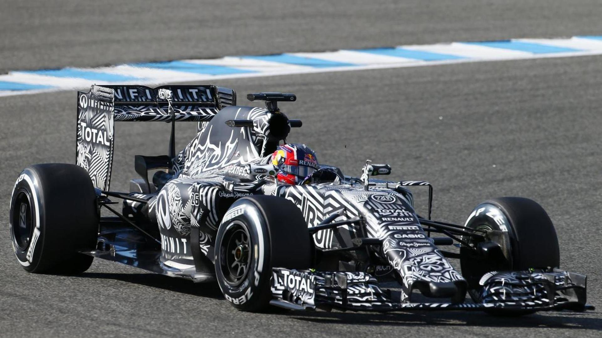 Question mark over Red Bull's 2015 form