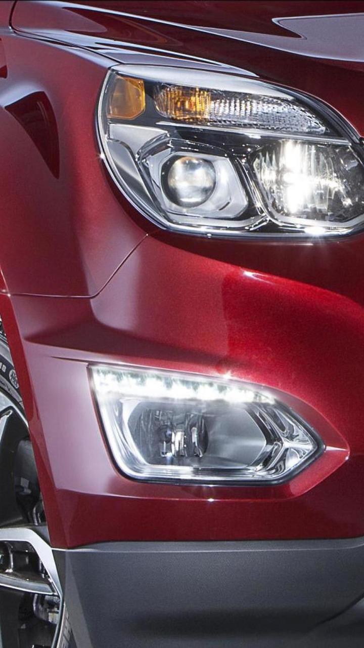 2016 Chevrolet Equinox teaser image