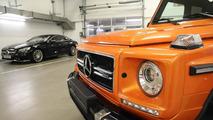 Mercedes-Benz G63 AMG Crazy Color Edition