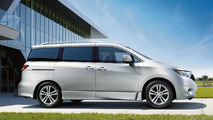 2015 Nissan Quest pricing announced (US)