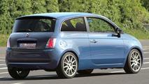 Fiat 500 Wagon - artist impression