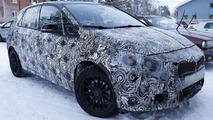 BMW 1-Series GT spied in Northern Europe