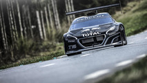 Peugeot 208 T16 Pikes Peak race car 23.04.2013