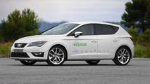 Seat Leon Verde Plug-in Hybrid prototype unveiled