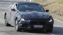 2013 Maserati Ghibli spy photo 12.03.2013 / Automedia