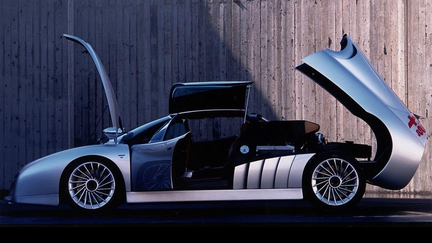 1997 Alfa Romeo Scighera: Concept We Forgot