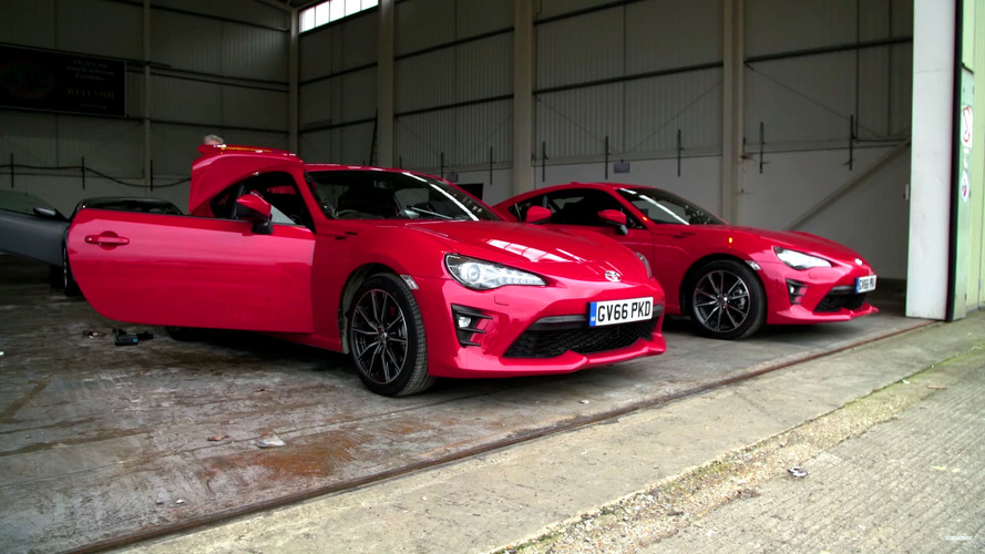 Toyota GT86 takes over as Top Gear's