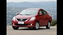 VÍDEO: Novo Nissan Versa 2012 em movimento e detalhes internos