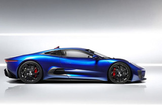 Jaguar, It's Time to Build the C-X75 Supercar