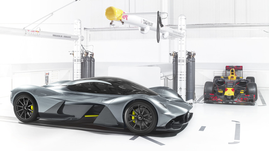 AM-RB 001 foreshadows a production mid-engine Aston due in the 2020s
