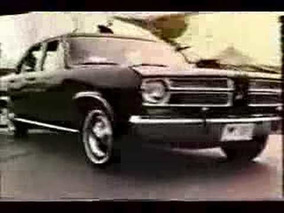 1967 Plymouth Valiant Commercial