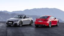 400 chevaux pour la nouvelle Audi TT RS