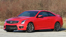 2016 Cadillac ATS-V Coupe: Review