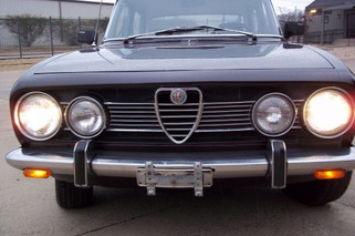 Auction Car of the Week: 1969 Alfa Romeo 1750 Berlina