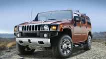 2009 HUMMER H2 Sedona Metallic Black Chrome Limited Edition
