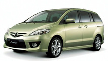 Mazda Premacy Facelift