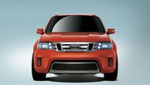 World Premier: Ford Equator Concept