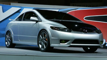 Honda Civic Si Concept Unveiled
