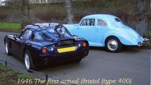 1946 Bristol 400 and 2006 Bristol Fighter