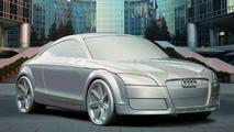 Audi TT Sculpture