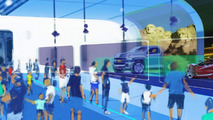 Walt Disney World Test Track by Chevrolet 09.11.2012