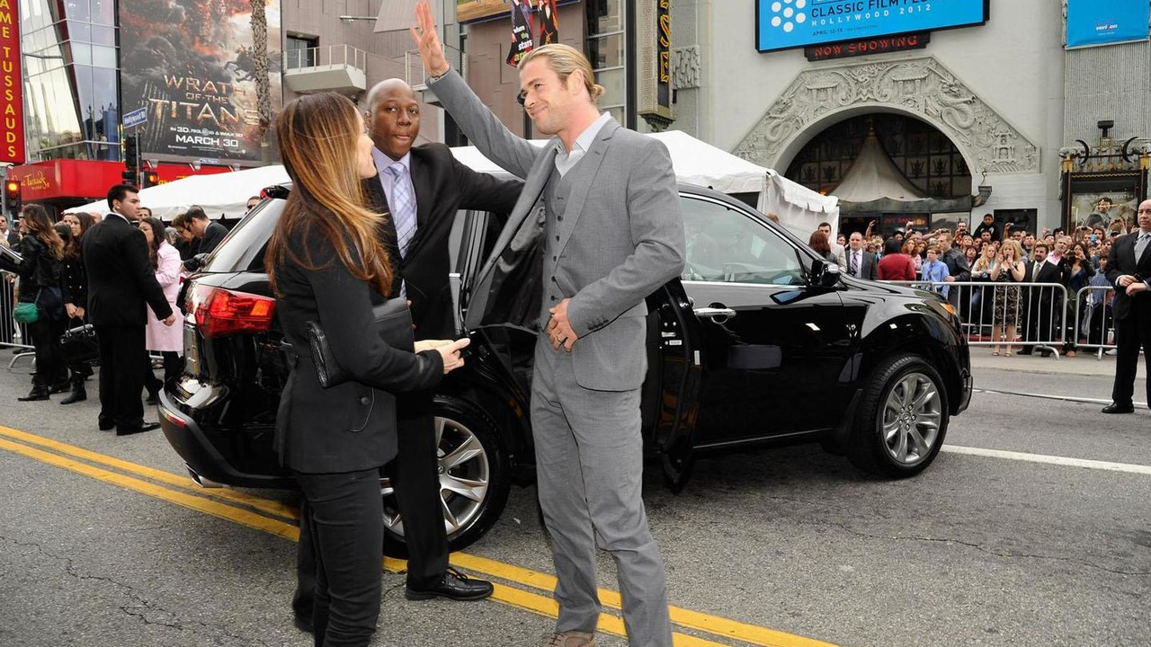 Chris Hemsworth at The Avengers Premiere 13.4.2012